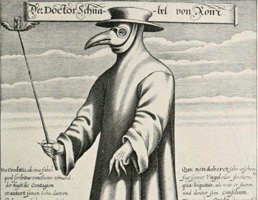 La Peste La Peste Paul Fürst. Der Doctor Schnabel von Rom WUKALI