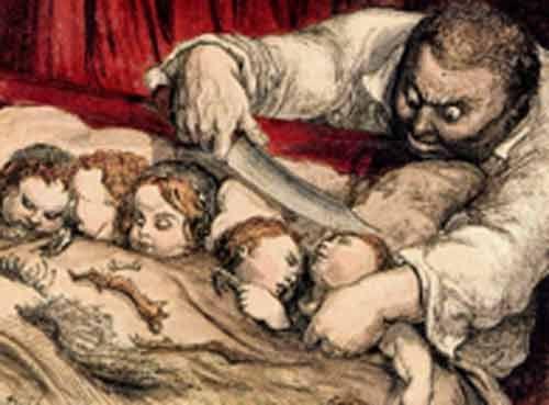 Le petit Poucet Gustave Doré Wukali