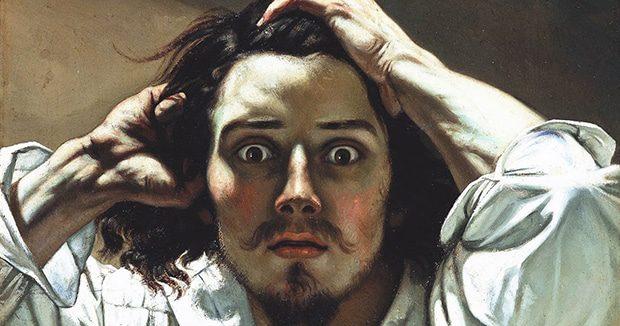 Gustave Courbet le désespéré