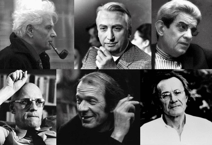 Les philosophes français et leur influence sur les campus des universités américaines