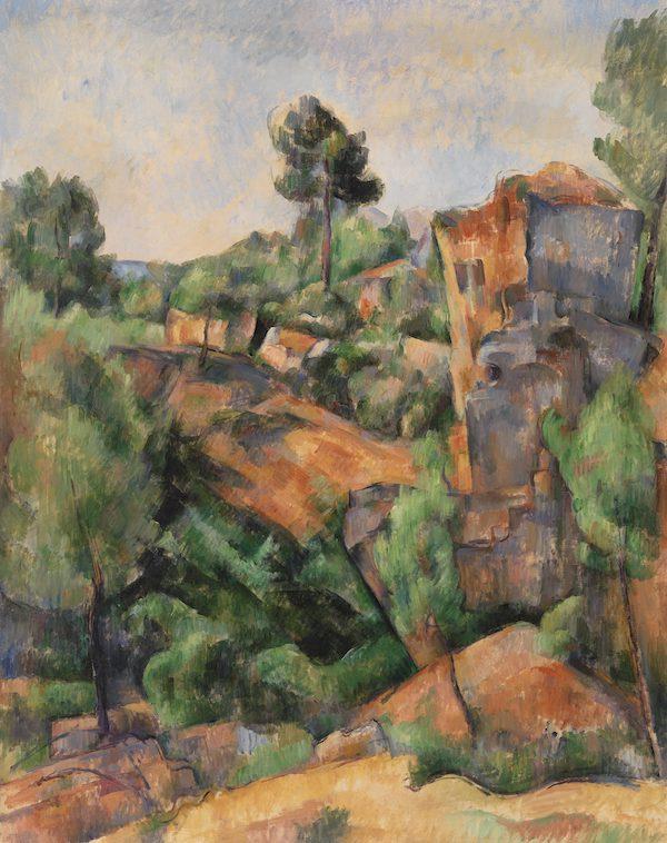 Paul Cézanne, Les Carrières de Bibémus