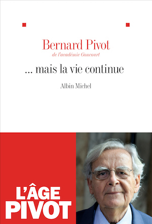 Bernard Pivot et la vieillesse