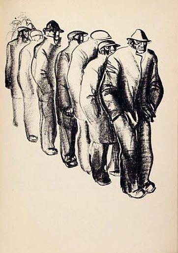 mouvements sociaux aux USA, communisme, trotskisme, artistes,