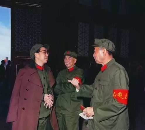 Révolution culturelle -Jiang Qing épouse de Mao Zedong