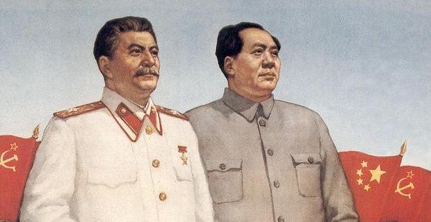 Mao et Staline