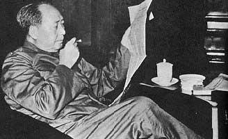 Mao empereur de Chine