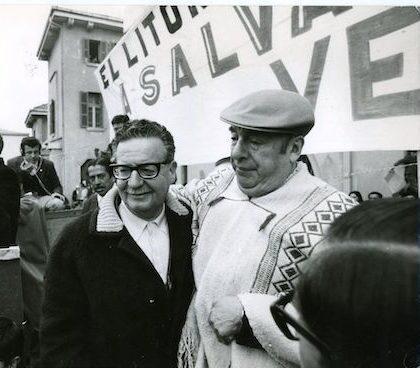 la CIA contre Pablo Neruda