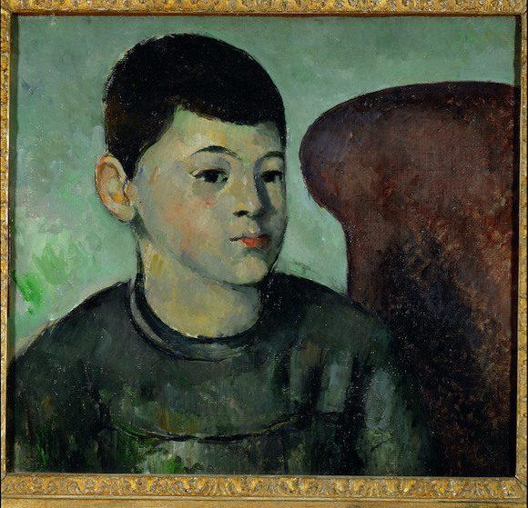 Paul Cézanne-Paul Cézanne, fils de l'artiste
