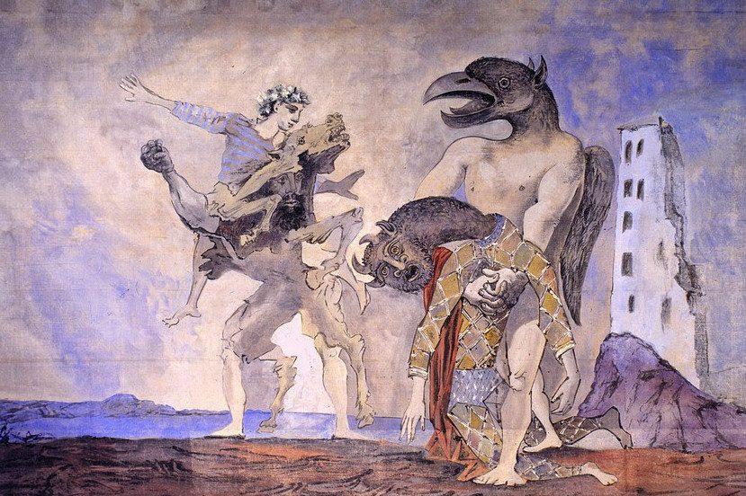 Picasso, l'Urss et le Parti communiste