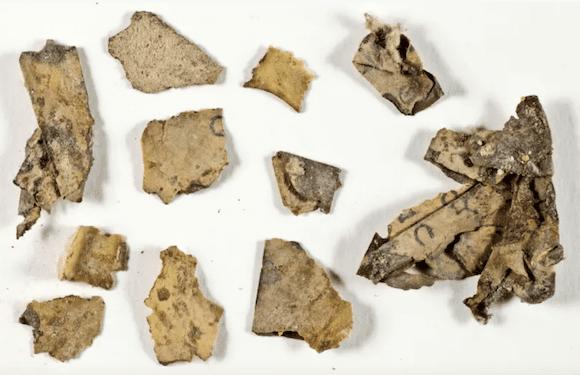 Découverte archéologique dans le désert de Judée en Israël