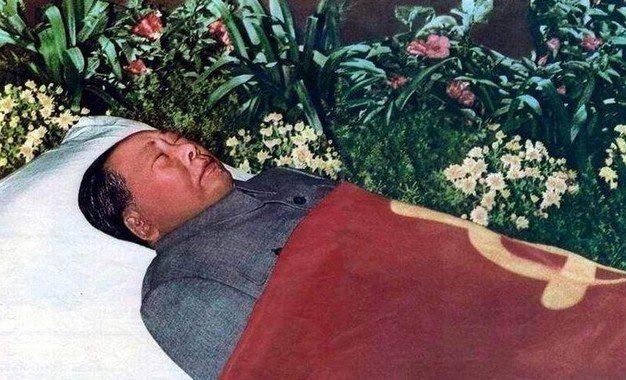 La momie ou non de Mao