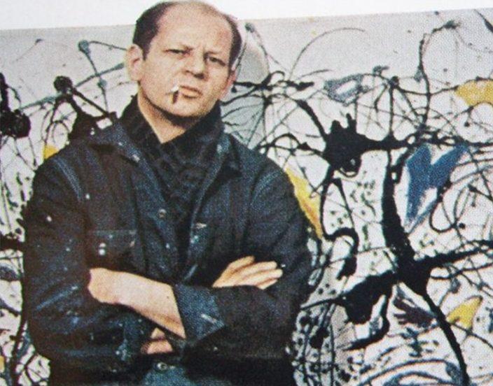 Jackson Pollock et l'action painting les artistes américains pendant la Guerre froide