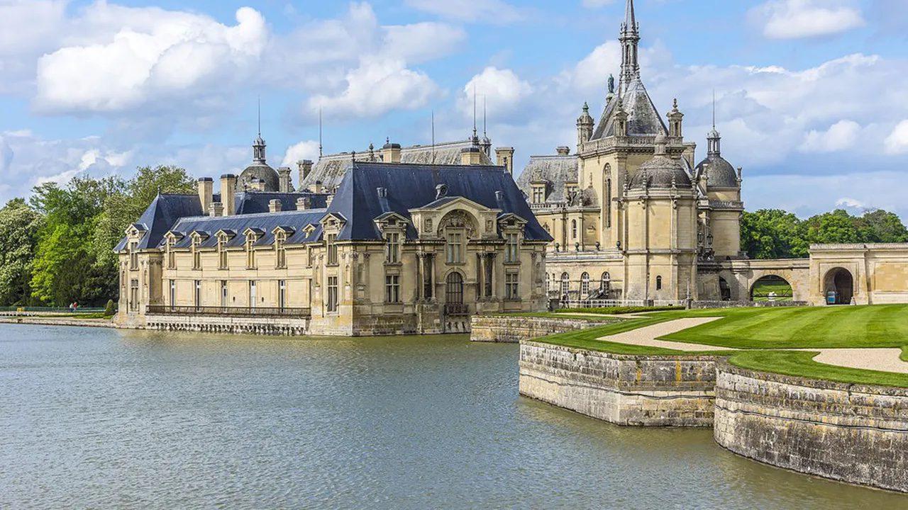 Château de Chantilly-musée Condé-collections-duc d'Aumale