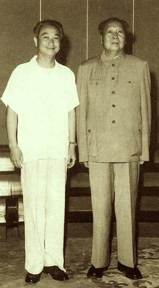 Mao Zedong and Dr Li