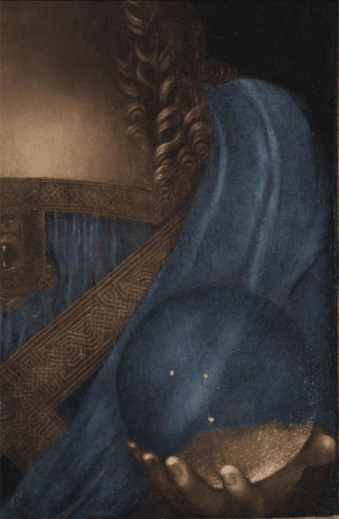 Salvator Mundi credited to Leonardo da Vinci