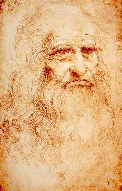 Leonardo da Vinci- Salvator Mundi credited to Leonardo da Vinci