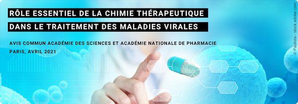 académie des sciences-la chimie thérapeutique-traitement des maladies virales