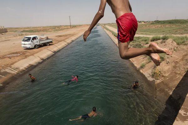 eau-réchauffement climatique diplomatie hydrodiplomatie