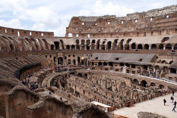 Colisée de Rome-monuments-Italie