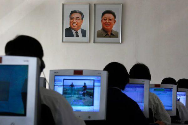 Corée du Nord-hackers-cyber criminalité