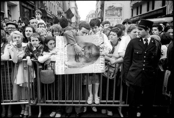 François Mitterand 1981 élection présidentielle