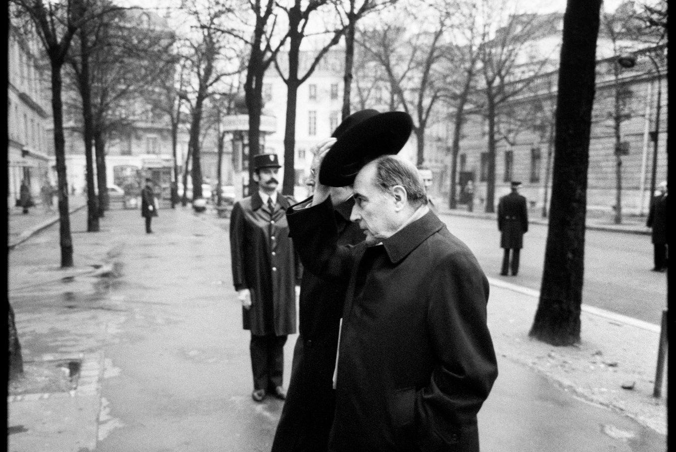 François Mitterand 1981
