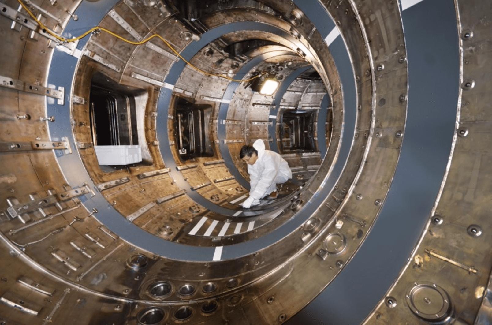 ITER-Tokamak-énergie nucléaire