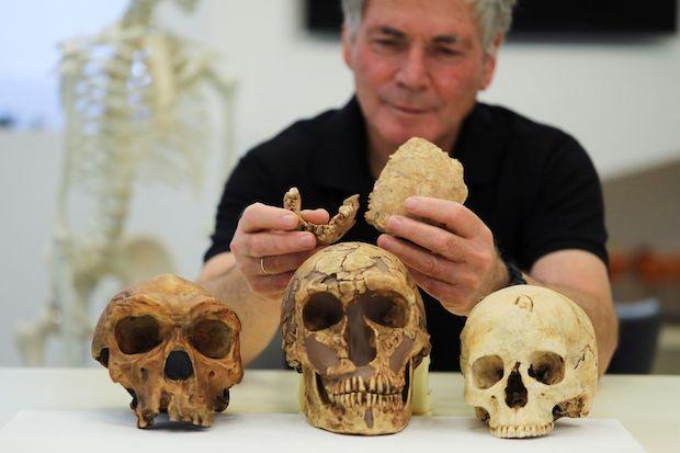 Nesher Ramla-archéoanthropologie-Israël