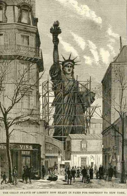 statue de la Liberté-New York