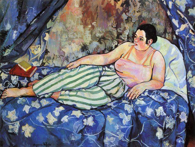 Suzanne Valadon et les femmes peintres