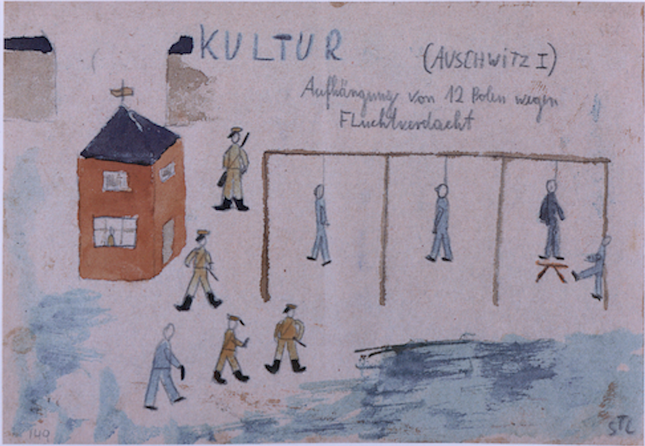 Terezin-Theresienstadt-Juifs-nazi camp-