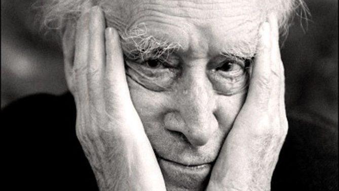Mario Luzi poète italien