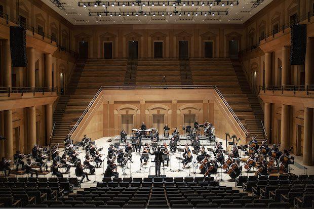 masterclass direction d'orchestre Arsenal Metz