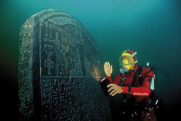 Thônis-Héracléion Égypte