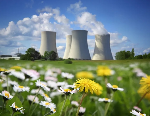 énergie nucléaire France