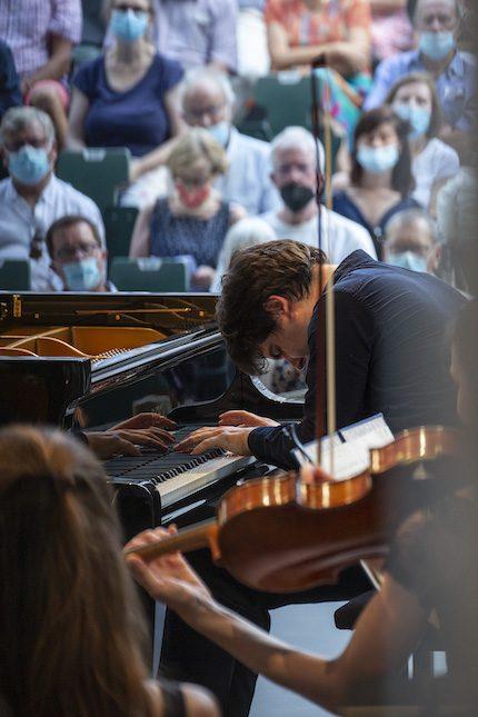 festival international de piano de la Roque d'Anthéron 2021