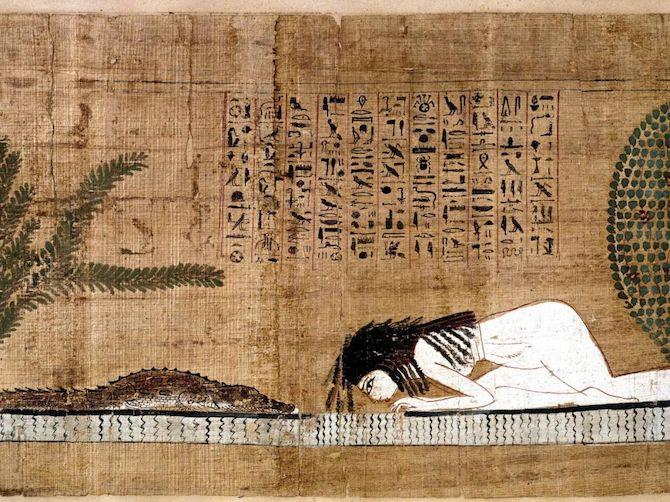 dynasties égyptiennes