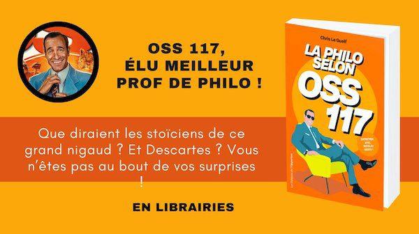 OSS 117 Jean Dujardin