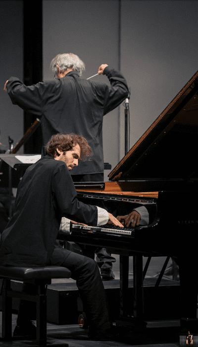 Alexandre Kantorów Festival de piano de la Roque d'Anthéron