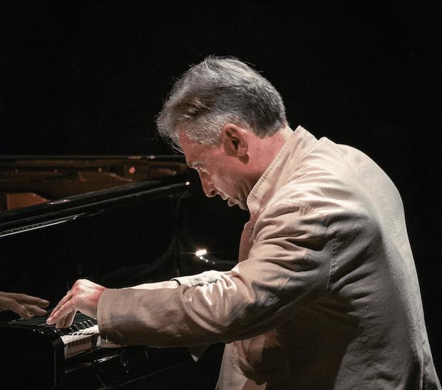 Michel Dalberto festival de piano de La Roque d'Anthéron