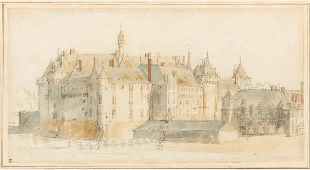 musée  Condé à Chantilly