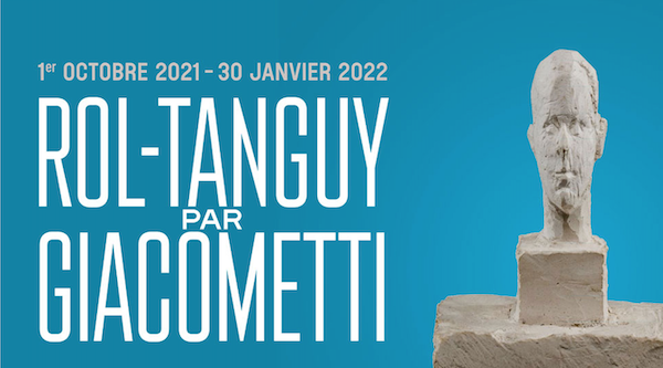 Alberto Giacometti et Rol-Tanguy