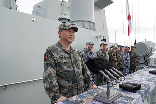 Sub-marines crisis between France, USA and Australia