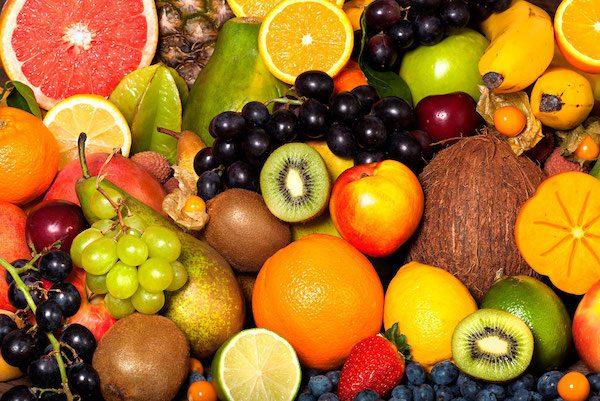 goût des fruits
