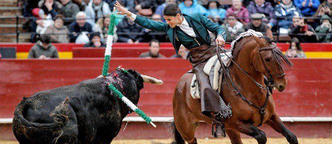 corrida à cheval